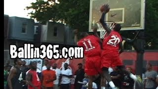 Alimoe Reincarnated?? Brandon Austin aka The Black Widow shows CRAZY HANDLES  at the Chosen League
