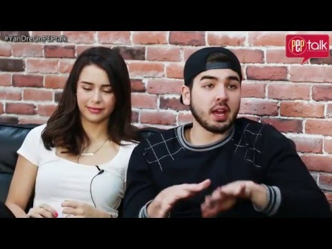 """PEP TALK. Yassi Pressman and Andre Paras """"Girlfriend for Hire"""" stars"""