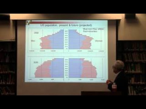 CUNY Grad Student Conference on Immigration 10 14 11 : Dr. Richard Alba