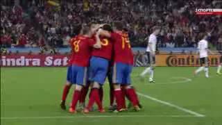 Чемпионат мира 2010 Германия 0 1 Испания Пуёль