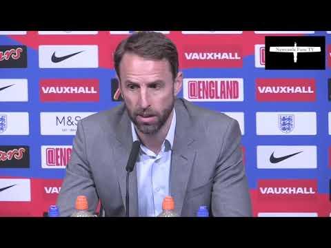 Gareth Southgate 'explains' why he left out Jonjo Shelvey
