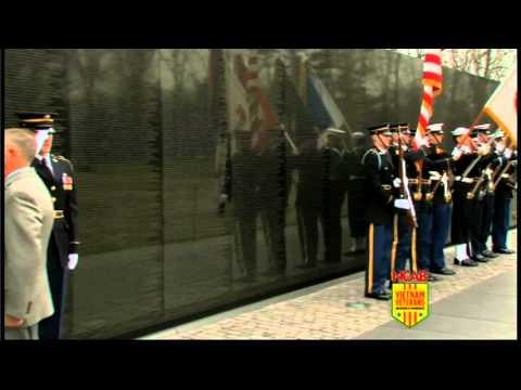 Vietnam Veteran Homecoming Part 1