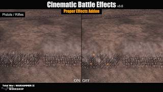 Total War : Warhammer II - Submod - Cinematic Battle Effects 3.0+ - Proper Effects Addon - V1.0