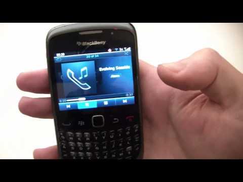Blackberry Curve 3G 9330 Verizon Smartphone Ring Tones Review