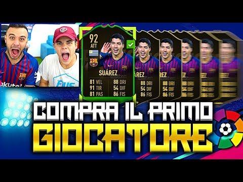 LIGA FORMIDABILE!!! COMPRA IL PRIMO GIOCATORE su FIFA 19! w/Enry Lazza