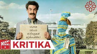 Borat lenyomja 2020-at! - Borat 2. kritika