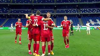 Сборная России по футболу проведет второй матч Лиги Наций