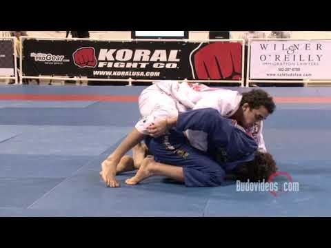 Romulo Barral VS Victor Estima / World Championship 2009