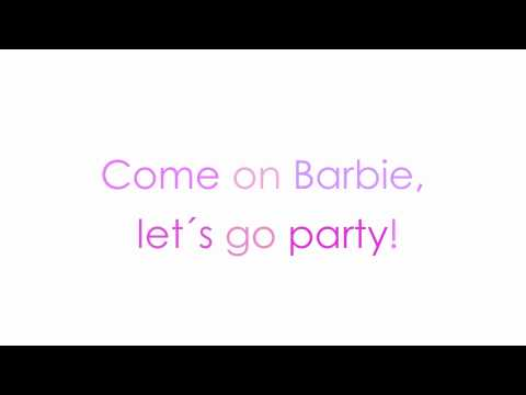 Barbie Girl - Aqua - Letra - Lyrics -Testi.