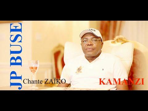 KAMANZI   - JP BUSE chante ZAÏKO (Clip Officiel HD4K Music Video) 2017