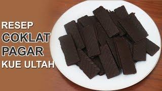 Download Video Cara Membuat Coklat Pagar Kue Ulang Tahun | Resep Kue Ultah MP3 3GP MP4