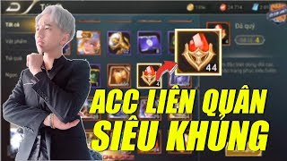 Bé Chanh Sở hữu ACC Liên Quân Khủng nhất nhì Sever Việt Nam