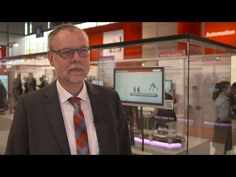 Beckhoff Trade Show TV, Day 1 at the Hannover Messe 2018: