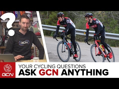 Are Cycling Sportives A Race? | Ask GCN Anything About Cycling
