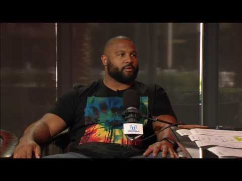 Former Chicago Bears LB Lance Briggs Says Every Football Player Has CTE - 3/16/17