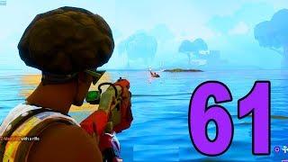 LOOT LAKE ENDING!! - Fortnite Battle Royale (Part 61)