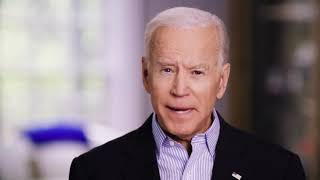 Former vice-president Joe Biden