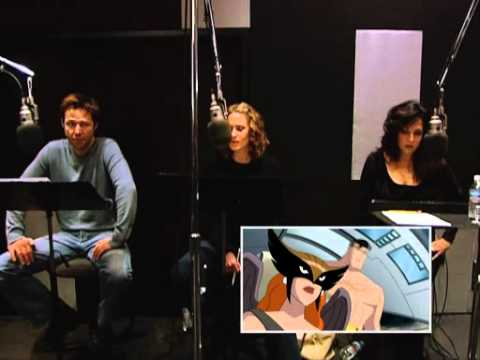 Justice League - Extras - Voices of Justice League