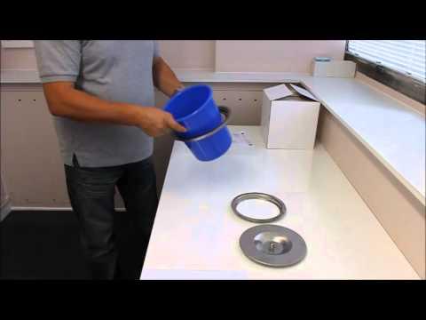 decouvrez le vide dechets de plan de travail accessoires de cuisines com