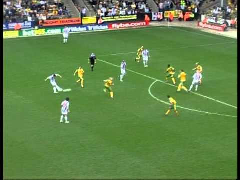 Norwich V West Brom 1-2 2006-2007