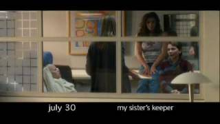 My Sister's Keeper - Official Trailer