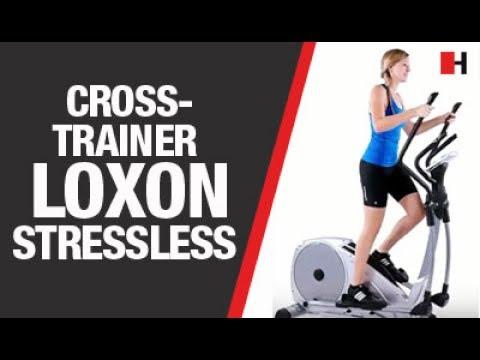 Crosstrainer Loxon Stressless Finnlo By Hammer Youtube