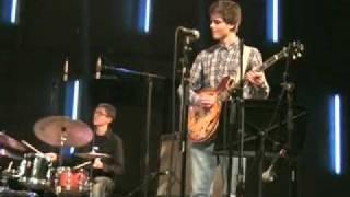 Junior Jazz College - Eye of the hurricane - Herbie Hancock - Luc Schouten