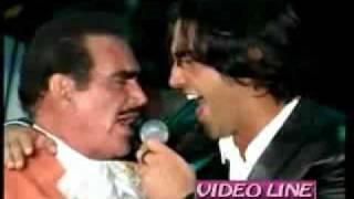 Alejandro y Vicente Fernandez   perdon
