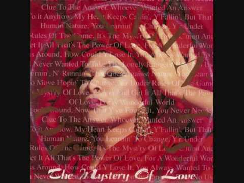 JOY SALINAS - THE MYSTERY OF LOVE (CLUB RADIO MIX) FLYING RECORDS 1991 SIGLA VACANZE DI NATALE