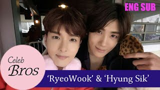Ryeowook(Super Junior) & Park Hyungsik(ZE:A), Celeb Bros S3 EP2