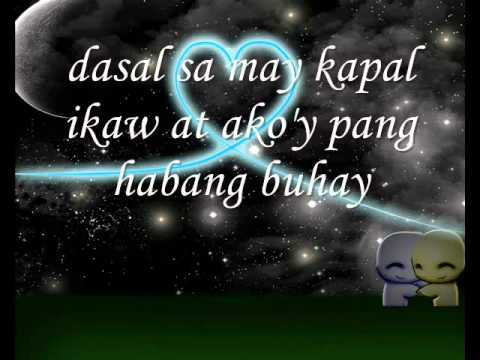 HOW DID YOU KNOW (Tagalog Version) w/ Lyrics JACKIE PAJO/ CESAR MASBATE