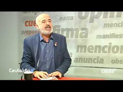 """Javier Varga (Cs): """"Somos la alternativa para construir una Ceuta del Siglo XXI, europea, en la que cabemos todos"""""""