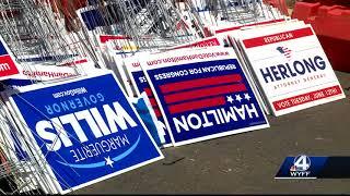 WYFF News 4 Investigates: Signs, signs everywhere