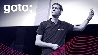 GOTO 2019 • Event-Driven Microservices, the Sense, the Non-sense and a Way Forward • Allard Buijze
