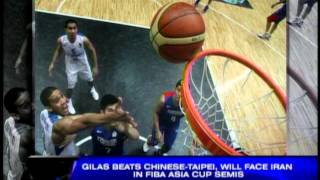 Gilas advance to FIBA Asia Cup semis vs Iran