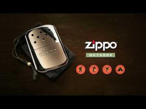 Zippo Hand Warmer Camp Cabelas Youtube