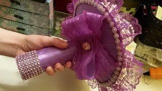 видео свадебные букеты