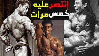 الساحر المصري الذي هزم بطل مستر اولمبيا خمس مرات - محمد مكاوي