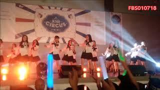 JKT48 Team J - Luar Biasa (Saikou Kayo) Circus Surabaya Concert (HD)