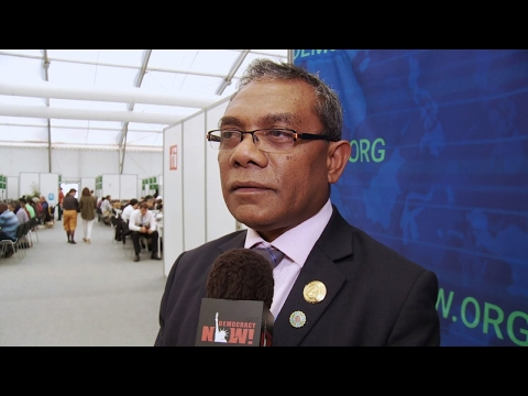East Timor Minister Constâncio Pinto Reflects on 25th Anniversary of Santa Cruz Massacre