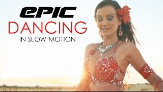 Epic Dancing in Slow Motion - Sony FS700