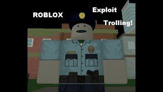 Roblox Singing Script Trolling | Exploit Trolling #1