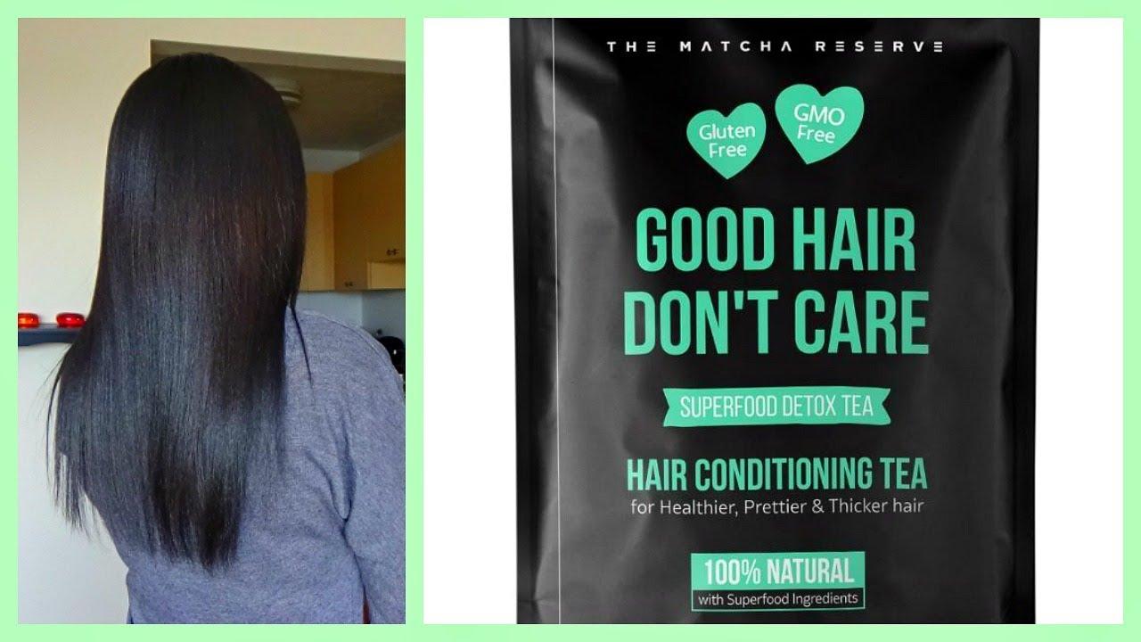 77d466838d6b Good Hair Don t Care Tea ( Hair Growth Tea) - YouTube