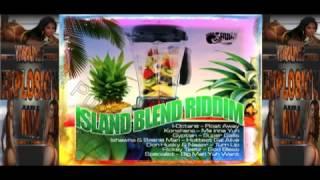 ISLAND BLEND RIDDIM MIX -  2014 Reggae Dancehall