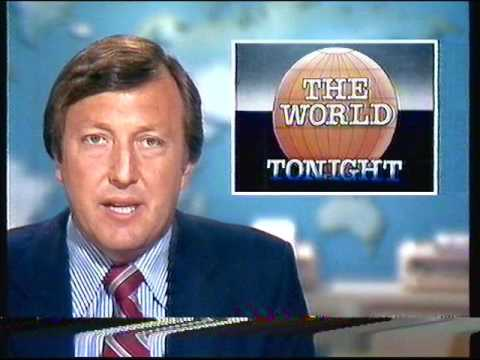The World Tonight With Jim Waley 20th Of October 1982