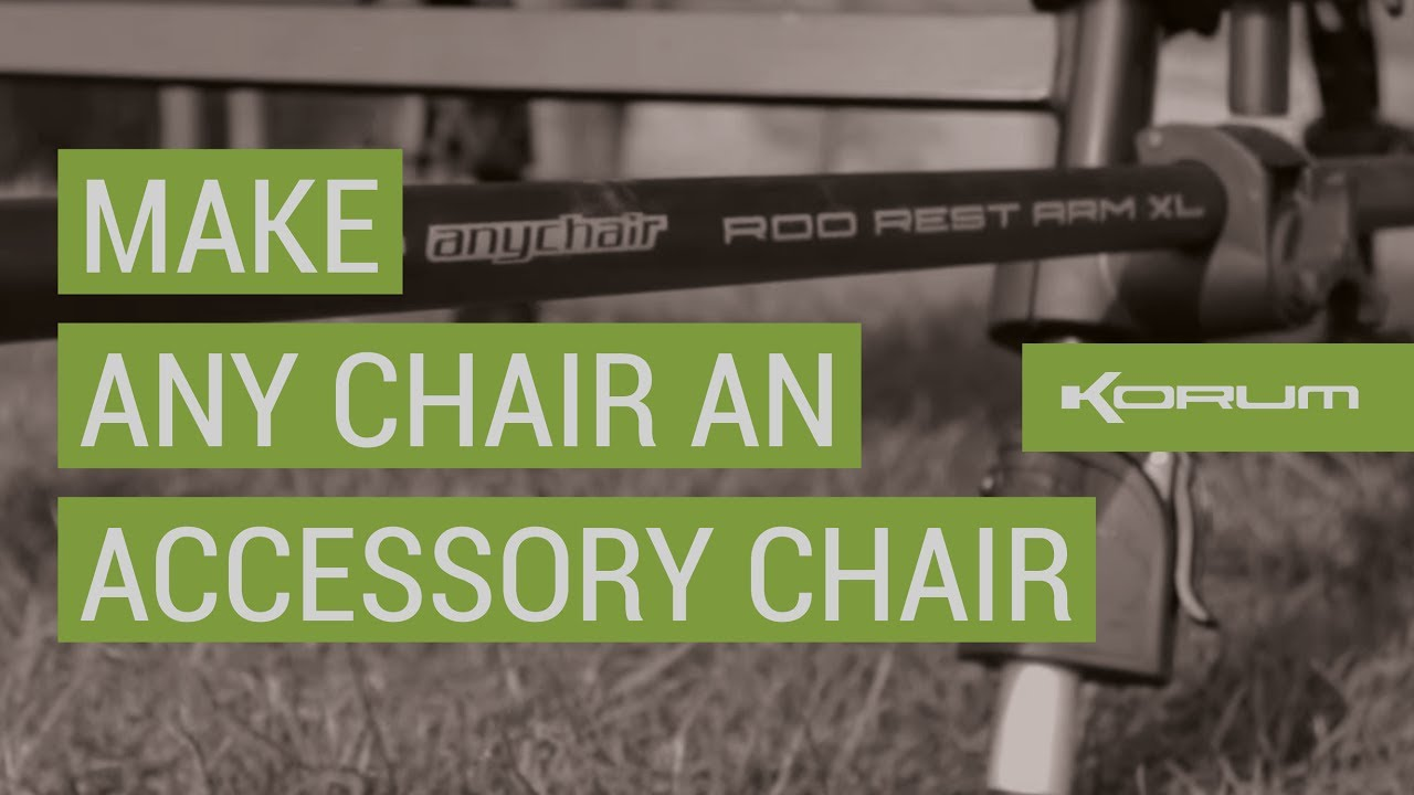 korda chair accessories tall fishing make any an accessory youtube