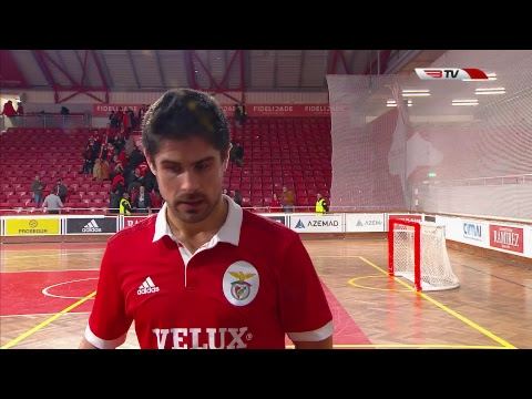 Benfica-Forte Dei Marmi, Euroleague 2017-18, Round 6 of Group Phase