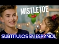 Justin Bieber - Mistletoe (Johnny Orlando Cover) (Sub.  En Español)