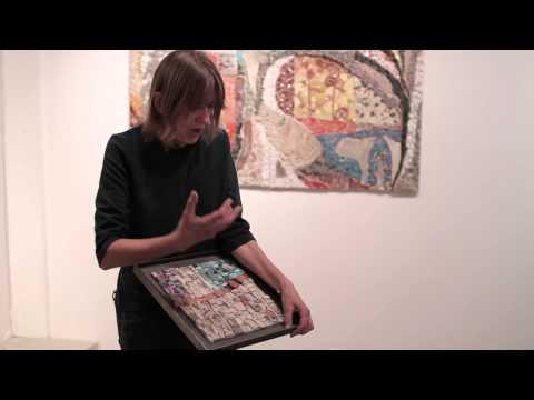 Emma Biggs, Curator PATTERN NOW: Petra Kartak