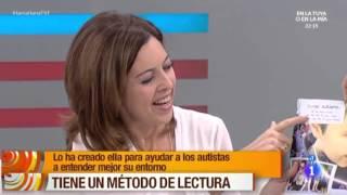 Entrevista Amaya Ariz en La mañana de la 1 con Mariló Montero